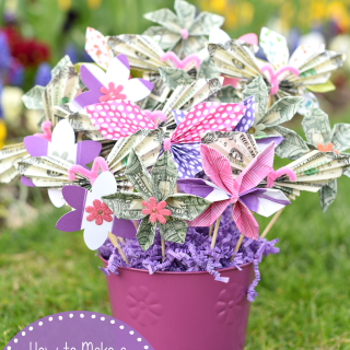 How to Make a Money Bouquet