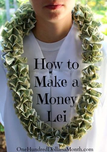 diy money lei