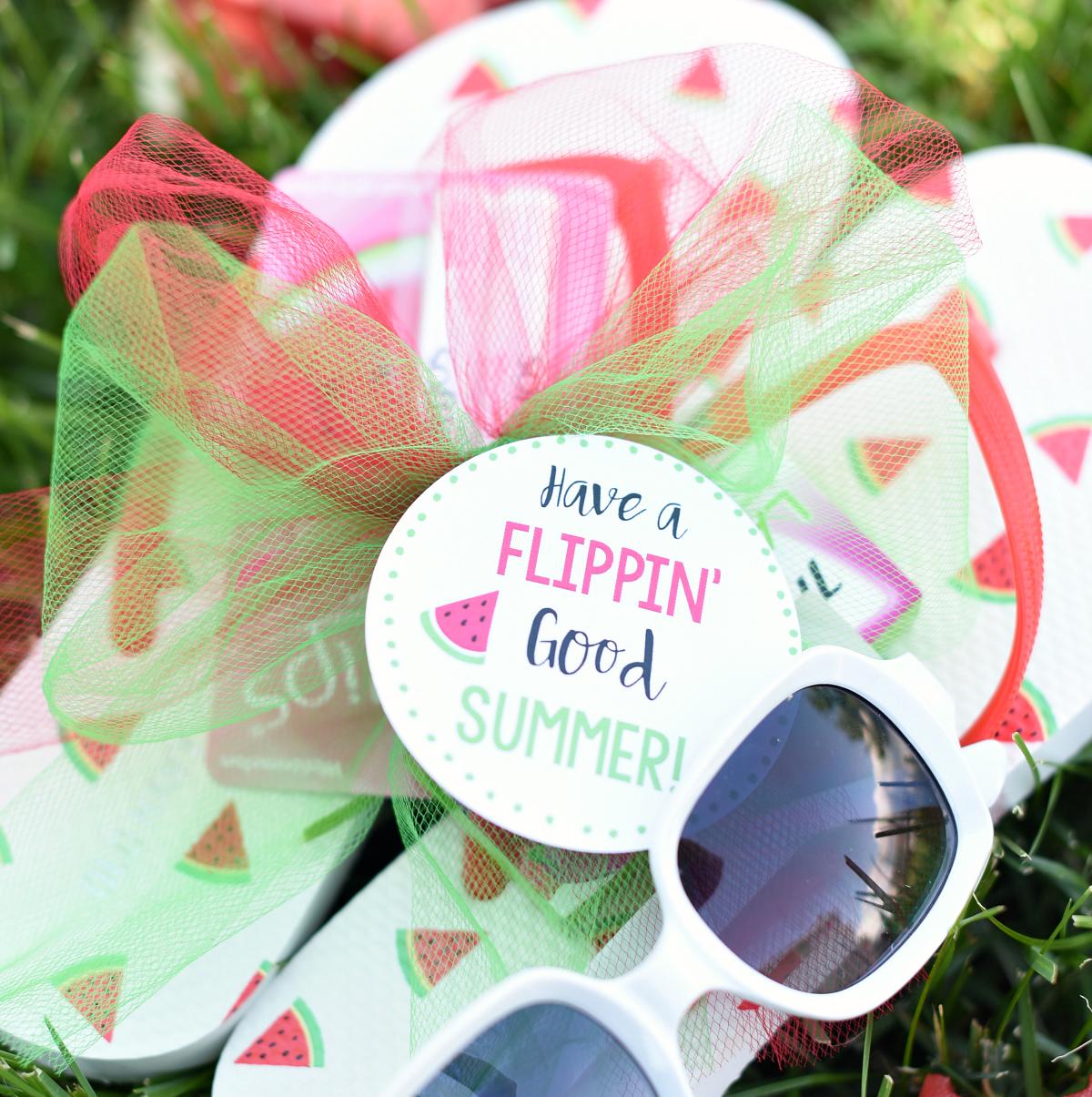 6e592d702 Summer Gifts  Flippin  Fun Gift Idea – Fun-Squared