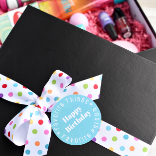 My Favorite Things: Birthday Gifts for Your Best Friend