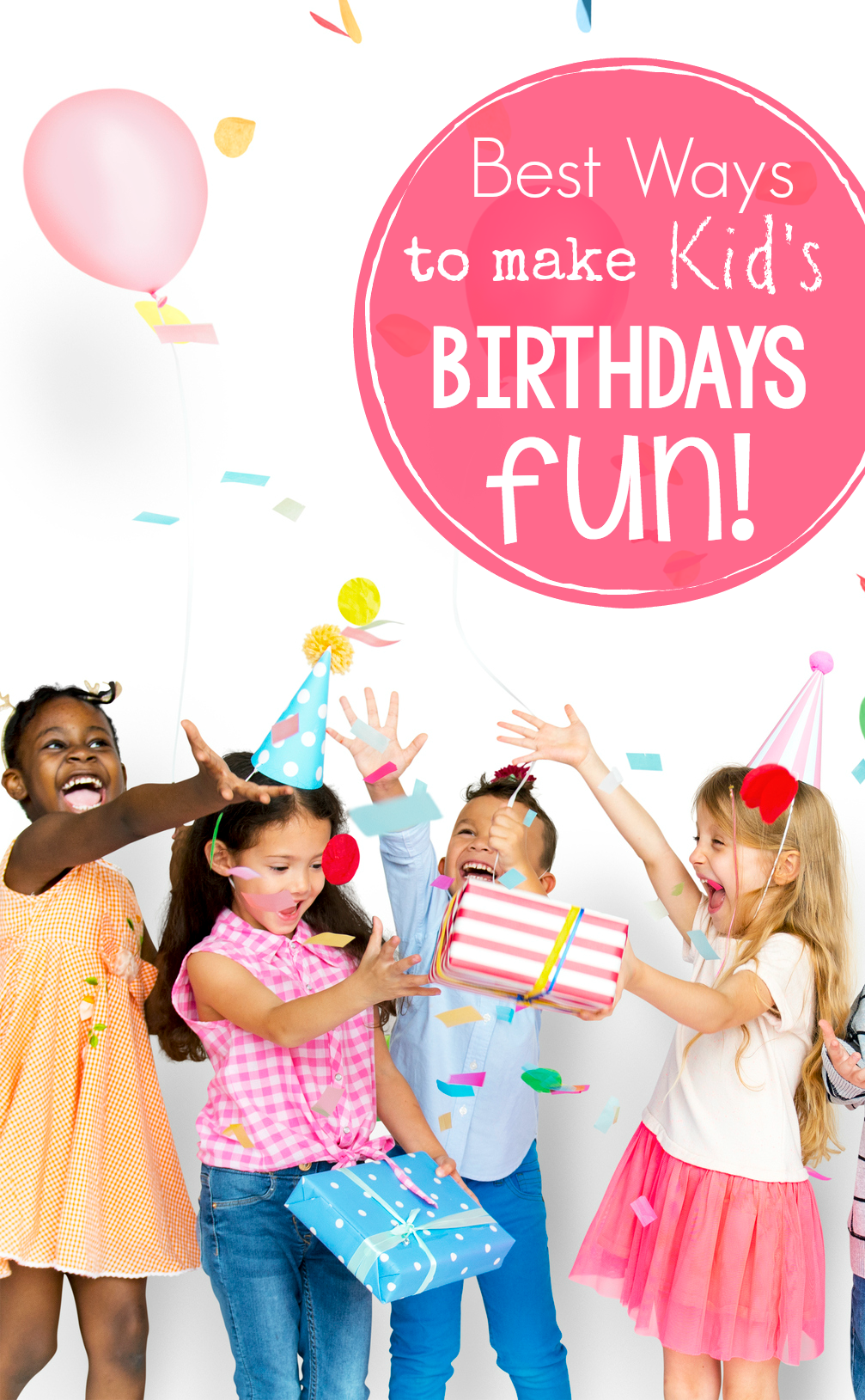Kid's Birthday Celebration Ideas-Try these simple ways to celebrate a birthday to make your kid's birthday super fun! Easy to pull off but things they will remember for years to come, these are great birthday traditions to start now. #birthday #birthdayparty #birthdaygifts #birthdaydecorations #birthdaygirl #birthdayboy #kids