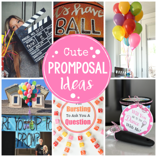 Promposal Ideas: Cute Ways to Ask Someone to Homecoming or Prom