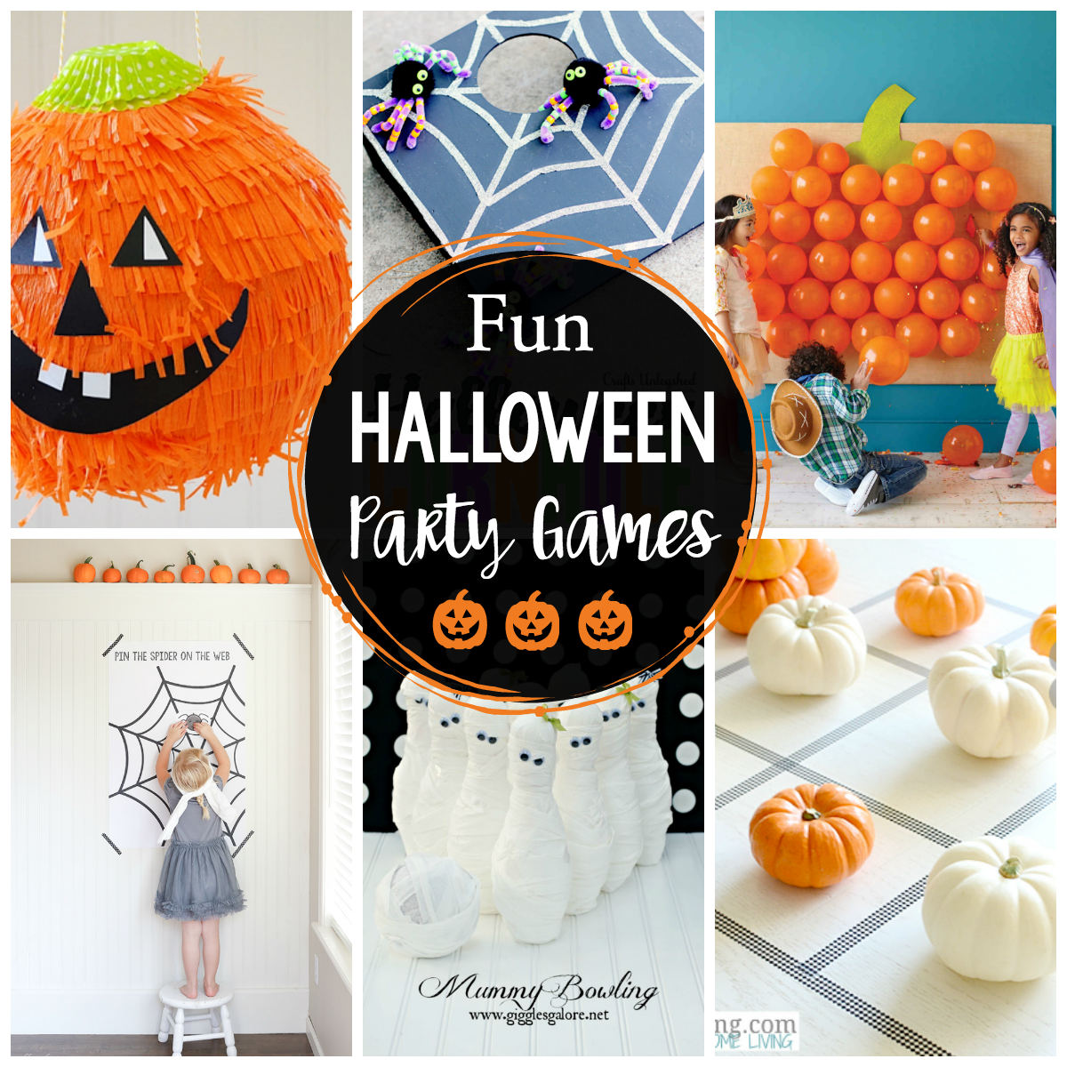 25 fun halloween party games – fun-squared