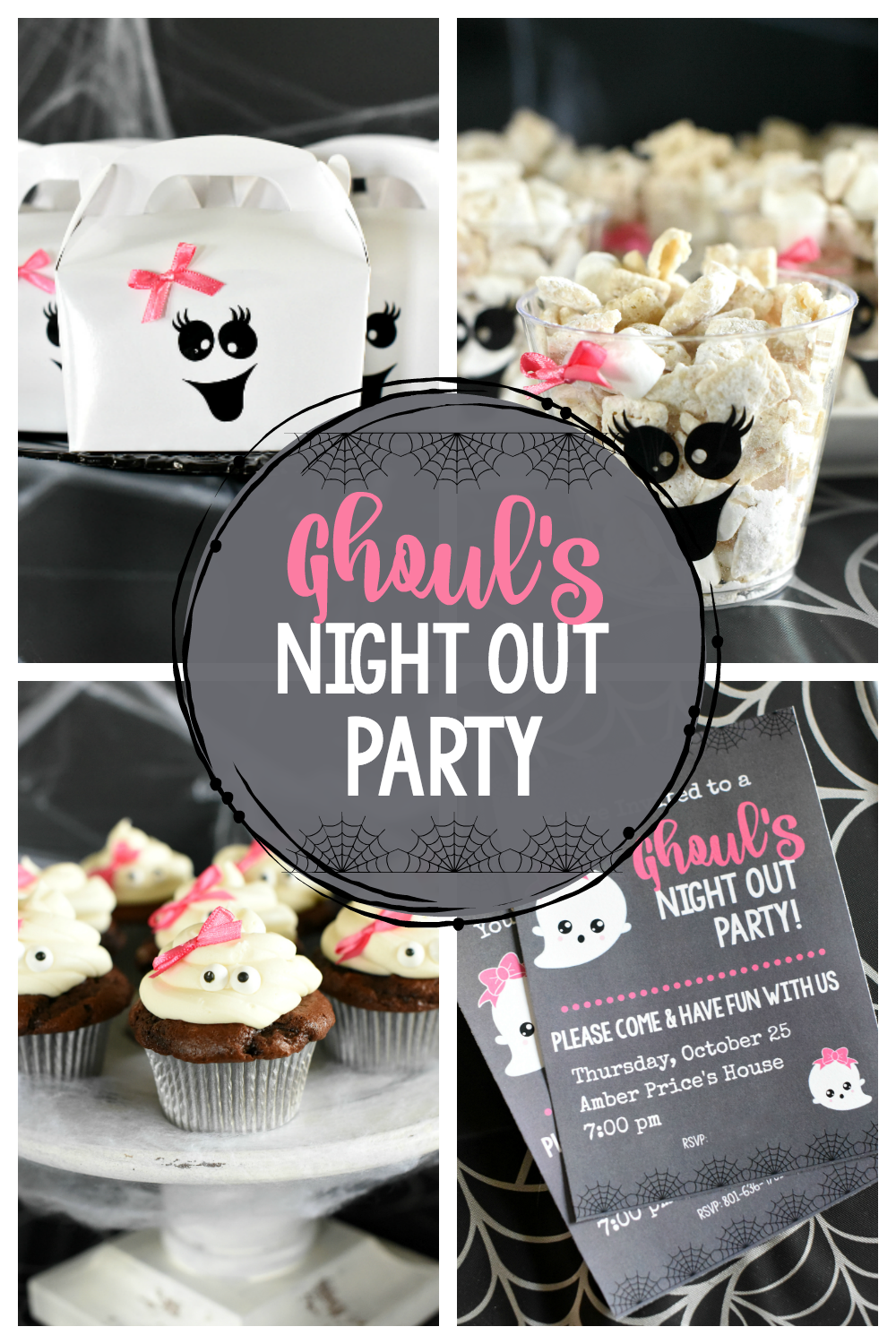 Ghoul's Night Halloween Party