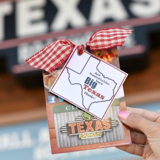 A Big Texas Thank You Gift Idea