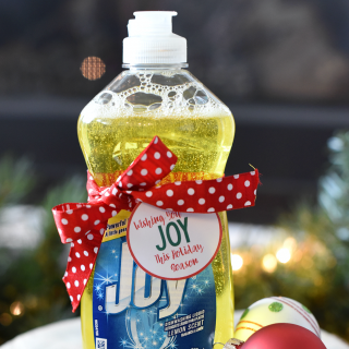 Wishing You Joy Neighbor Gift Idea