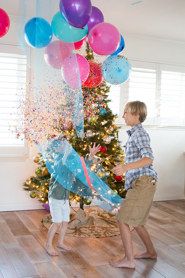 NYE Balloon Drop