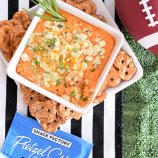 Easy Buffalo Dip: Great Game Day Food