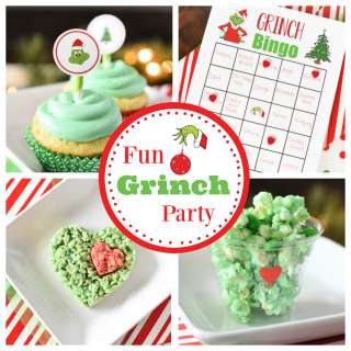 How to Throw an Amazing Grinch Party