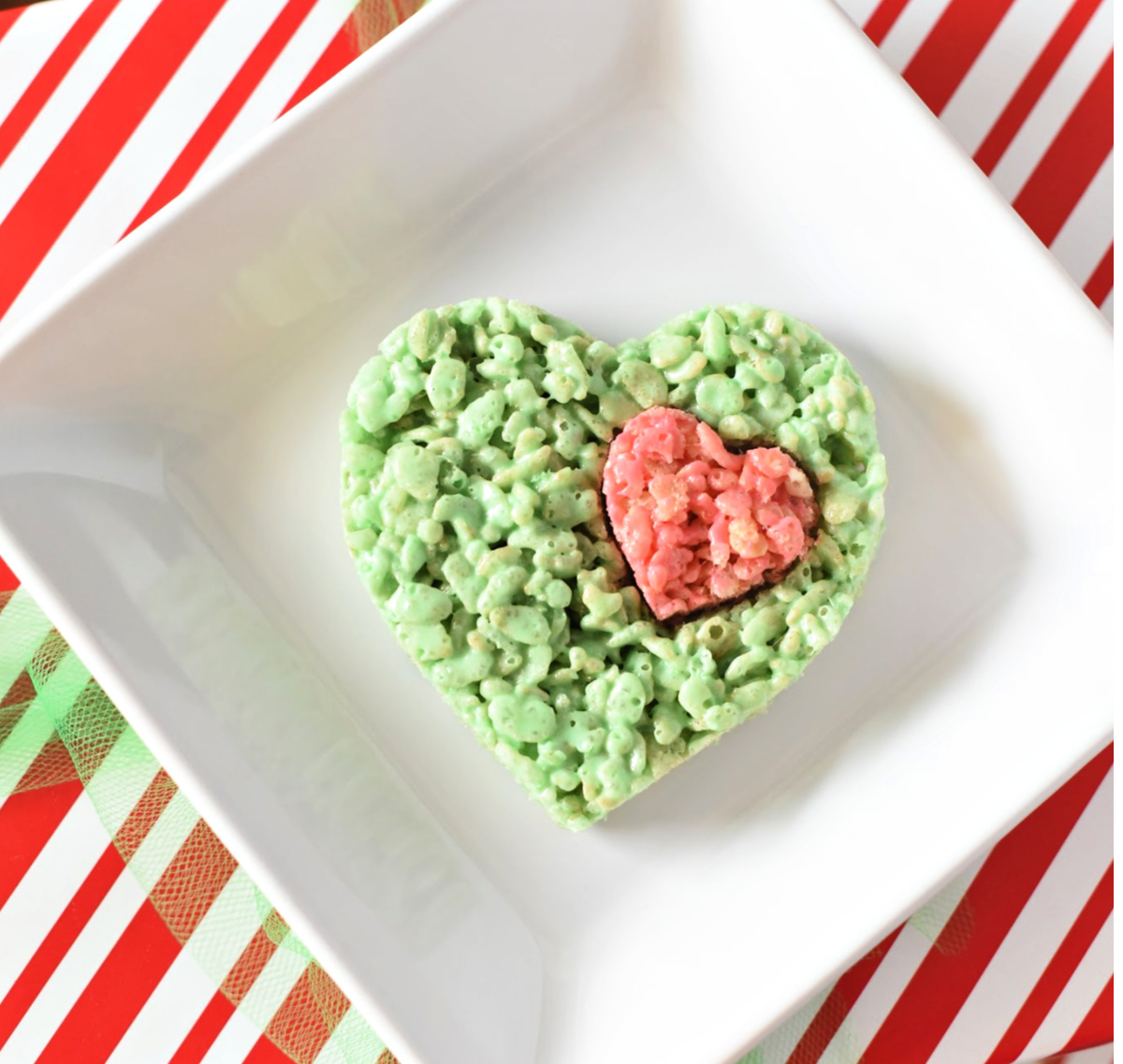 Fun Grinch Treats