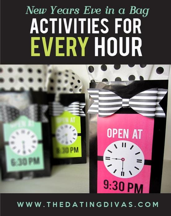 NYE Activities for Kids