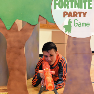 Super Fun Fortnite Party Game