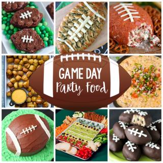 Fun Game Day Food Ideas