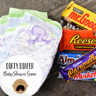 Dirty Diaper Baby Shower Games