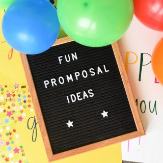 Fun and Simple Promposals