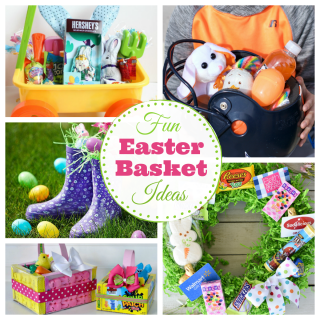 20 Fun Easter Basket Ideas