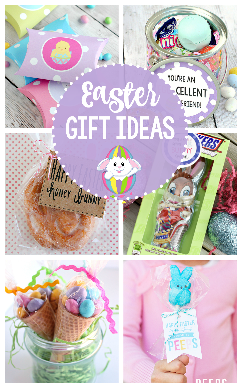 Fun Easter Gift Ideas-Surprise a friend or your kids with a fun Easter gift this year! #eastergifts #easter #gifts #giftideas