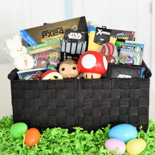 Fun Easter Baskets for Boys